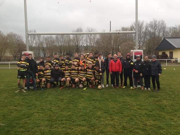 JUNIORS ENTENTE MULHOUSE SAINT-LOUIS / PONT A MOUSSON