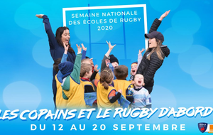 SEMAINE NATIONALE ECOLE DE RUGBY